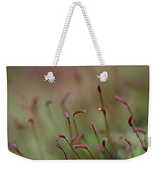 Weekender Tote Bag featuring the photograph Spring Macro5 by Jeff Burgess
