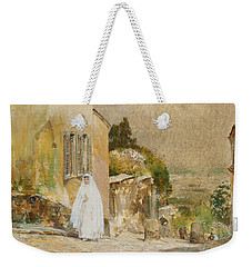 Spring Morning At Montmartre Weekender Tote Bag