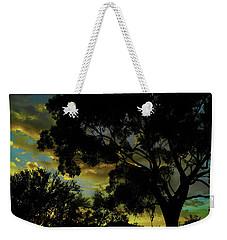 Spring Morning Weekender Tote Bag by Mark Blauhoefer