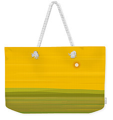 Spring Morning Weekender Tote Bag