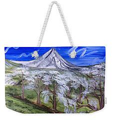 Spring On The Hood Weekender Tote Bag