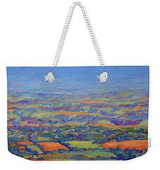 Spring Patchwork 3 Weekender Tote Bag