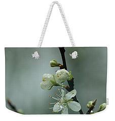 Spring Rain Mood Weekender Tote Bag