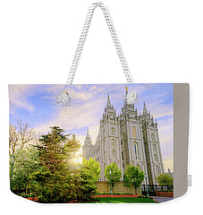 Spring Rest Weekender Tote Bag by Chad Dutson