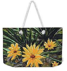 Spring Rising Weekender Tote Bag by Vickie Scarlett-Fisher