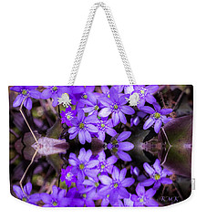 Weekender Tote Bag featuring the photograph Spring by Rose-Maries Pictures