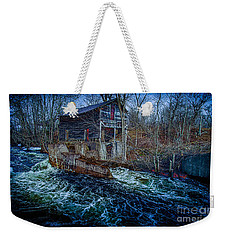 Spring Runoff Weekender Tote Bag