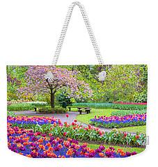 Spring Season Weekender Tote Bag