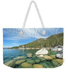 Spring Shores  Weekender Tote Bag
