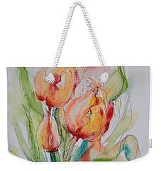 Spring Smiles Weekender Tote Bag