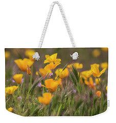 Weekender Tote Bag featuring the photograph Spring Softly Calling  by Saija Lehtonen