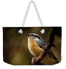 Spring Song - 365-352 Weekender Tote Bag by Inge Riis McDonald