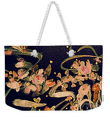 Spring Song Weekender Tote Bag
