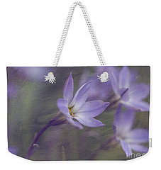 Spring Starflower Weekender Tote Bag