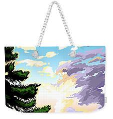 Spring Sunrise 01 Weekender Tote Bag