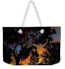 Spring Sunrise Weekender Tote Bag by Mark Blauhoefer