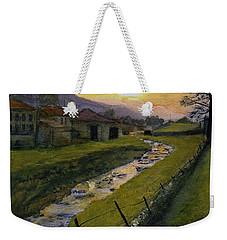 Spring Sun Rise Muker Weekender Tote Bag