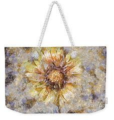 Spring Sunshine Weekender Tote Bag by Shirley Stalter