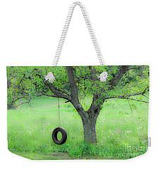 Spring Swing Weekender Tote Bag