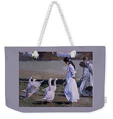 Spring Temptress Weekender Tote Bag