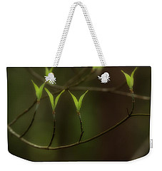 Weekender Tote Bag featuring the photograph Spring Time by Mike Eingle