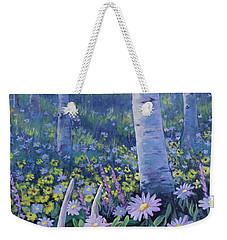 Spring Treasures Weekender Tote Bag