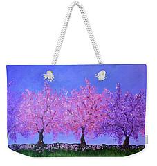 Spring Trees Weekender Tote Bag