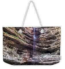 Spring Trickling In Weekender Tote Bag by Darren Robinson