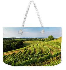 Spring Vinyard Weekender Tote Bag