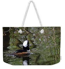 Spring Water Ballet Weekender Tote Bag