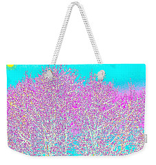 Spring Weekender Tote Bag by Will Borden
