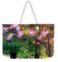 Spring Will Come Weekender Tote Bag by Robin Regan