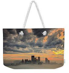 Springfield Pittsburgh Pa Weekender Tote Bag