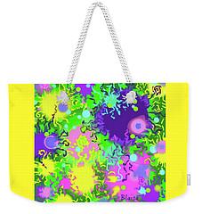 Springing Into Summer Weekender Tote Bag
