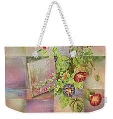 Springing Through Weekender Tote Bag by Larry Bishop