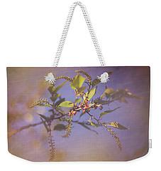 Spring's Arrival Weekender Tote Bag