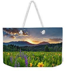 Spring's Delight Weekender Tote Bag