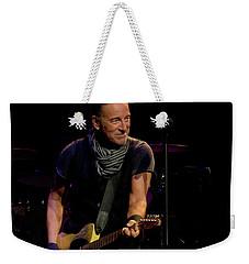 Springsteen-cleveland River Tour 2016 Weekender Tote Bag