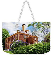Springtime At Folsom Tavern Weekender Tote Bag