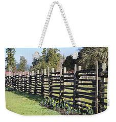 Springtime In Anderson Valley Weekender Tote Bag