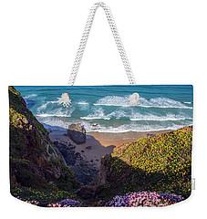 Springtime In Cornwall Weekender Tote Bag