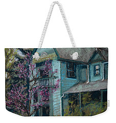 Springtime In Old Town Weekender Tote Bag
