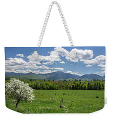 Springtime In Sugar Hill Weekender Tote Bag
