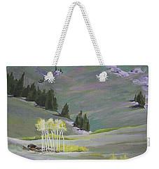 Springtime In The Lamar Weekender Tote Bag