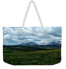 Springtime In The Rockies Weekender Tote Bag