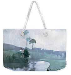 Springtime Weekender Tote Bag by John Henry Twachtman