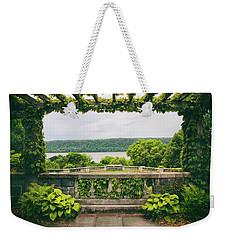 Springtime Pergola Weekender Tote Bag by Jessica Jenney