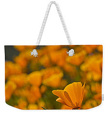 Springtime Poppies Weekender Tote Bag