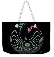 Springy Square Weekender Tote Bag