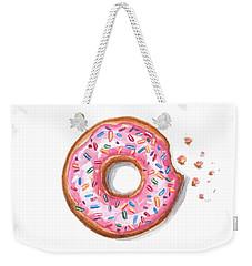 Sprinkled And Sweet Weekender Tote Bag